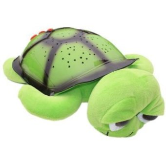 HKS Mp3 Playback Story Star Sleep Turtle ProjeHKSr (Green) - Intl - picture 2