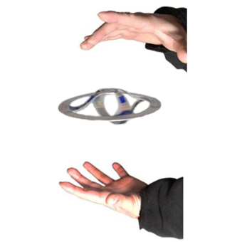 HKS Mystery UFO Floating Flying Saucer Magic Toy Trick (Intl) - picture 3