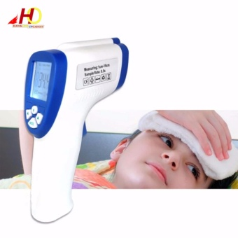 Home Digital Infrared Thermometer Non-contact LCD IR TemperatureGun