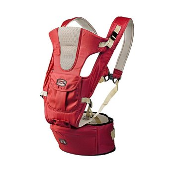 Hot Selling New Style Perfect Baby Carrier/Top Baby Sling ToddlerWrap Rider Baby Backpack/high Grade Hipseat Baby Manduca - intl - 2