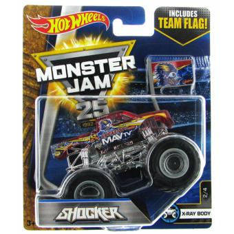 Hot Wheels 1:64 Monster Jam - Shocker Price Philippines