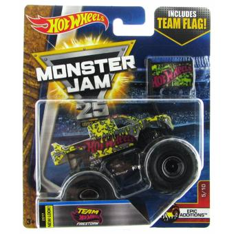 Hot Wheels 1:64 Monster Jam - Team Hot Wheels Firestorm Price Philippines