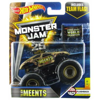 Hot Wheels 1:64 Monster Jam - Team Meents Price Philippines
