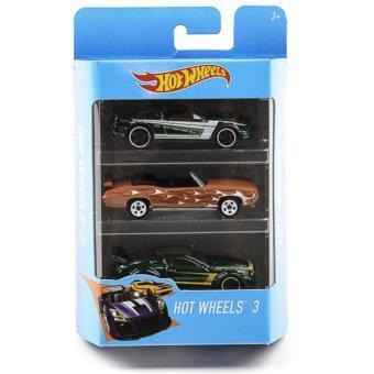 Hot Wheels 3 Pack (Selected in Random)