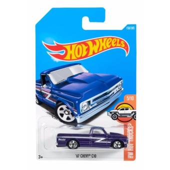 Hot Wheels Basic Car - '67 Chevy C10 DC:962H