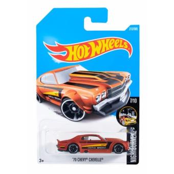 Hot Wheels Basic Car - '70 Chevy Chevelle DC:962J