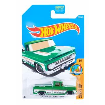 Hot Wheels Basic Car - Custom '62 Chevy Pickup DC:962L