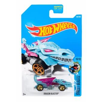 Hot Wheels Basic Car - Dragon Blaster DC:962H