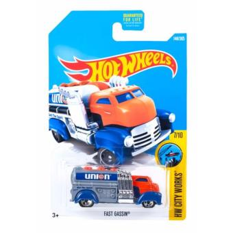 Hot Wheels Basic Car - Fast Gassin DC:962H