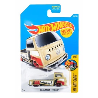 Hot Wheels Basic Car - Volkswagen T2 Pickup DC:962J