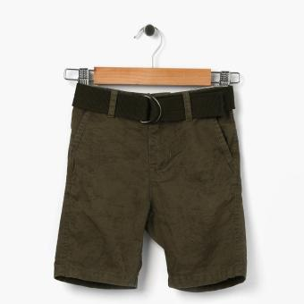 Just Jeans Boys Acid Detail Chino Shorts (Green) Price Philippines