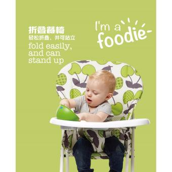 Harga Happy Dino High chair LY100