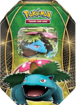 Harga Pokemon Fall 2014 Tin Set Venusaurex