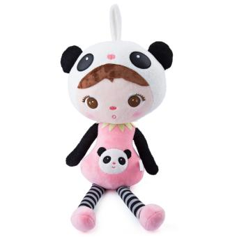 Metoo Cute Stuffed Cartoon Animal Design Babies Plush Toy Doll for Kids Birthday Christmas Gift - intl Price Philippines