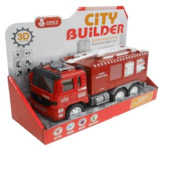 Harga City Builder (Red)