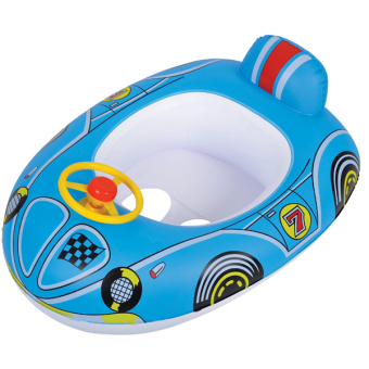 Harga Jilong Race Car Kiddie Rider (Blue)