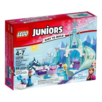 LEGO Juniors Anna & Elsa's Frozen Playground Price Philippines