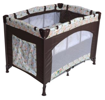 Baby Angel Crib PNC8106 Coffee Price Philippines