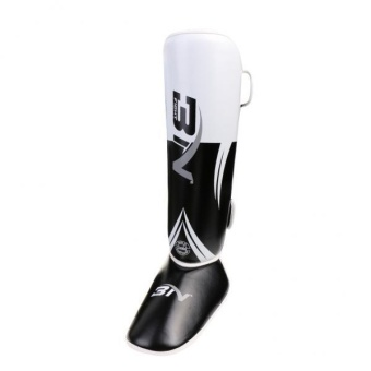 MagiDeal Shin Instep Pads MMA Leg Foot Guards Muay Thai Kick Boxing Guard White - intl Price Philippines