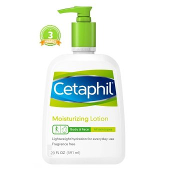 Harga Cetaphil Moisturizing Lotion 20oz (591 ml)