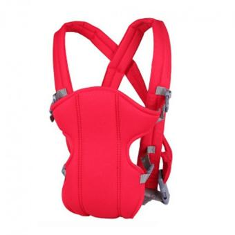 Harga YBC Baby Carrier Sling Wrap Rider Infant Comfort Backpack Red