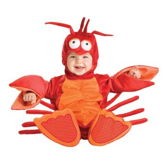 Harga Lil' Lobster Costume