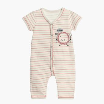 Harga Hush Hush Girls Hungry Bodysuit (Pink)