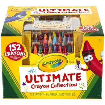 Harga CRAYOLA 152 ct. Ultimate Crayon Collection