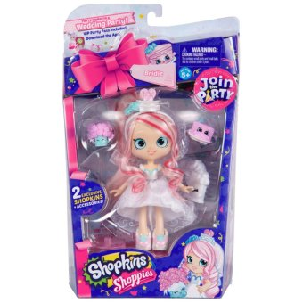 Shopkins Shoppies Party Dolls - Bridie Price Philippines