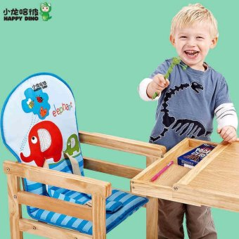 Harga Happy Dino High chair LMY801-G-M162