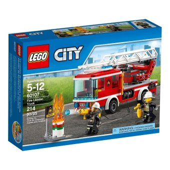 Harga LEGO City Fire Ladder Truck