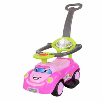 Harga Happy day Ride-on Kids Car Child Toy (Pink)