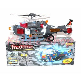 Harga 3318B HELICOPTER AIR FORCE FLIGHT KIDS TOY COLLECTION