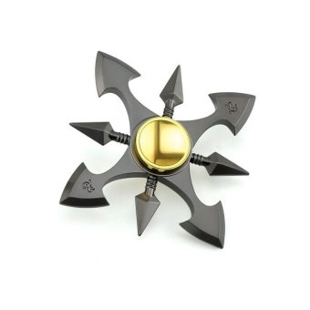 Harga Fidget Spinner Darts Naruto Kunai Batman Darts Metalen Batman Hand Spinner Cosplay - intl