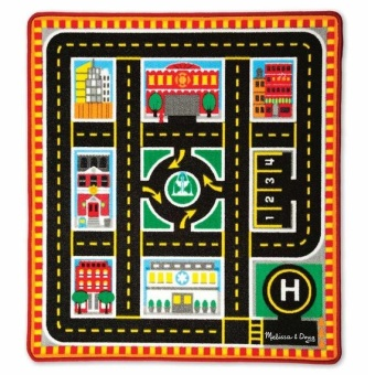 Melissa and Doug Round The City Rescue Rug Price Philippines