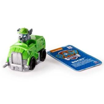 Paw Patrol Value Rescue Racers - Rocky Price Philippines