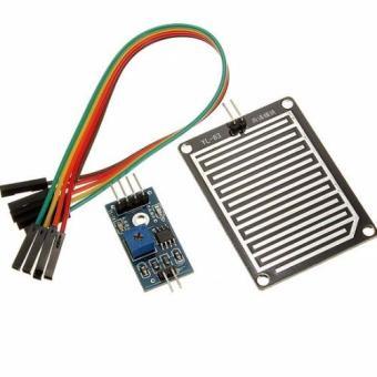 Snow Raindrops Detection Sensor Module Rain/Humidity for Arduino PIC AVR
