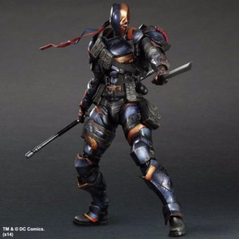 Harga PLAYARTS SquareEnix PA changed the Arkham origins knell Deadpool movable toys - intl