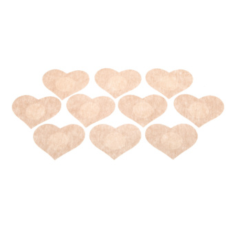 20Pcs/lot Instant Lift + Nipple Cover Lift Up Instant Breast Lift Beauty Breast Stickers Adhesive Bras Bra Stickers Lift (Intl) - Intl Price Philippines