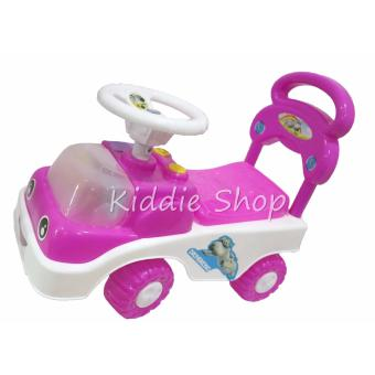 Harga GC-216 PRETTY PINK/WHITE RIDE ON TOY FOR KIDS