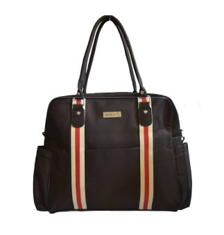 Bebe Chic Parker Diaper Bag (Brown) Price Philippines