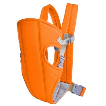 Harga Baby Carrier sling wrap Rider Infant Comfort backpack (Orange)