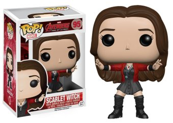 Harga Funko Pop Marvel Avengers2 (Scarlet Witch)