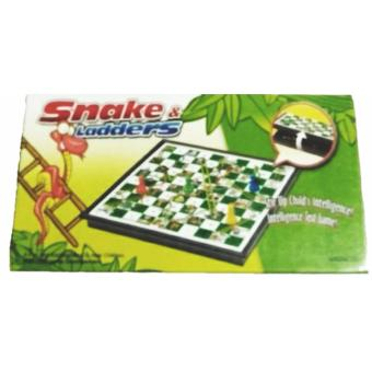 Harga Stephen and Sabrina Snakes And Ladders