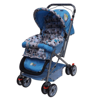 Baby Angel Stroller (Blue) Price Philippines