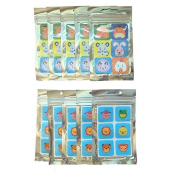 Harga Boys Collection Mosquito Patch (Set of 10)