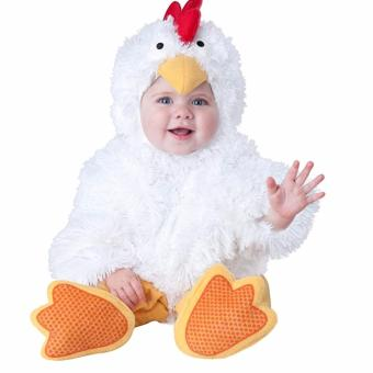 Harga Incharacter Costume - Chicken for 2-3 Years Old
