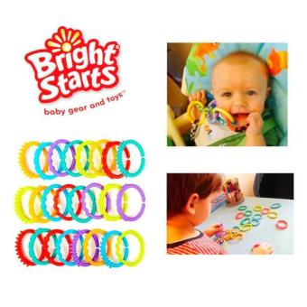 Harga Bright Starts Lots of Links Accessory Toy