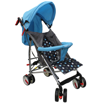 SanLe Lightweight Baby Stroller - Blue Price Philippines