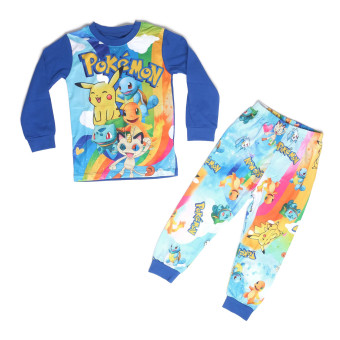Cuddle Me Sleepwear Pajamas Set Pokemon Go Price Philippines
